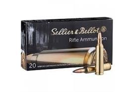 Sellier & Bellot 6.5 Creedmoor 140 gr 20 Schuss