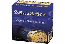 Sellier & Bellot 12/70 24g 2.4mm 25 Schuss