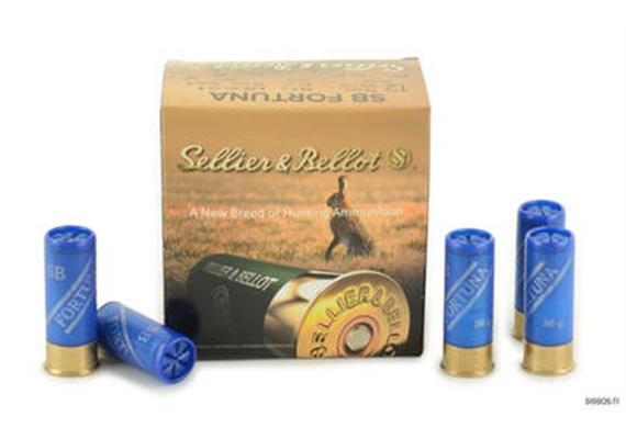 Sellier & Bellot 12/70 Fortuna 36g 4.0mm 25 Schuss
